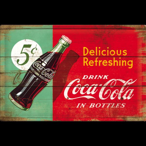 Bilde av Coca-Cola 1950 Ad A2