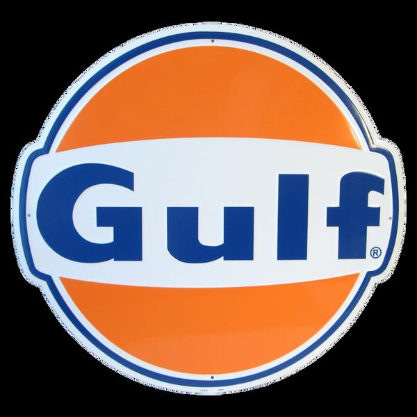 Bilde av Gulf Logo Large