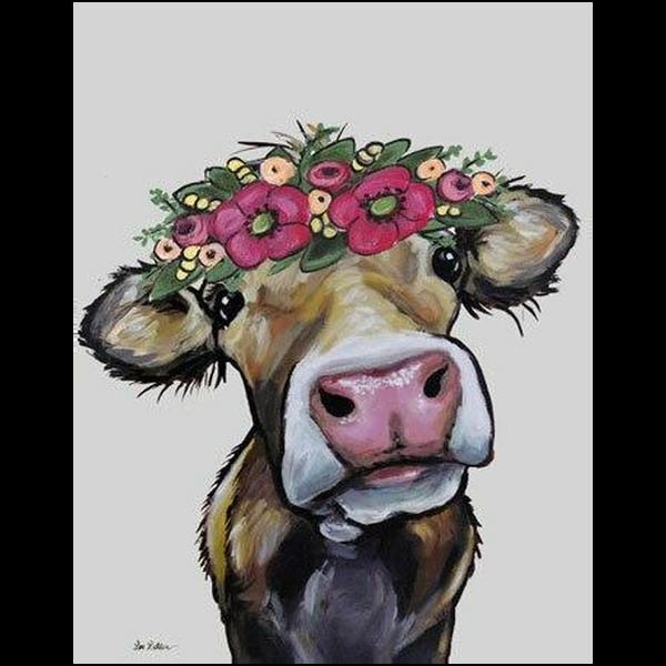 Bilde av Hazel The Cow