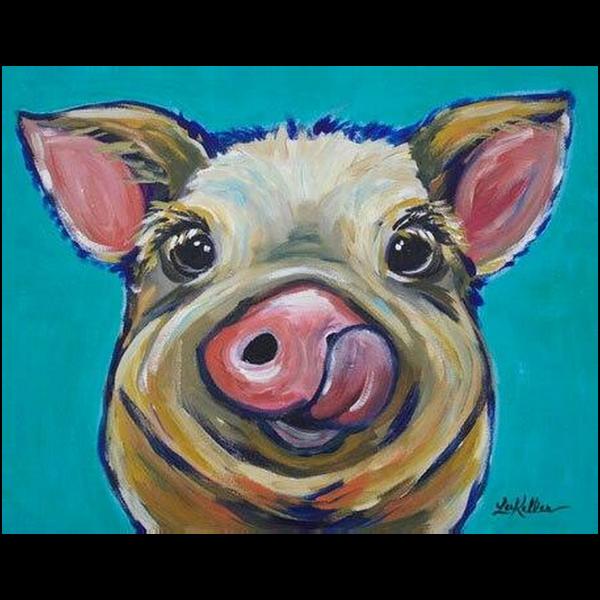 Bilde av Ceasar The Pig