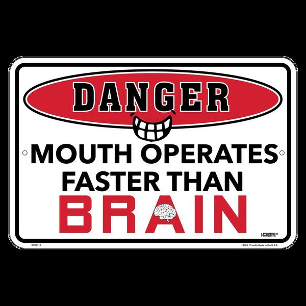 Bilde av Danger Mouth Operates