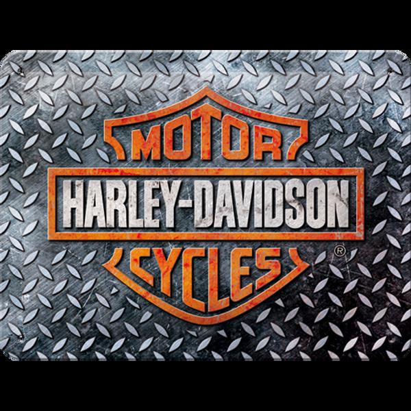 Bilde av Harley-Davidson Diamond Plate