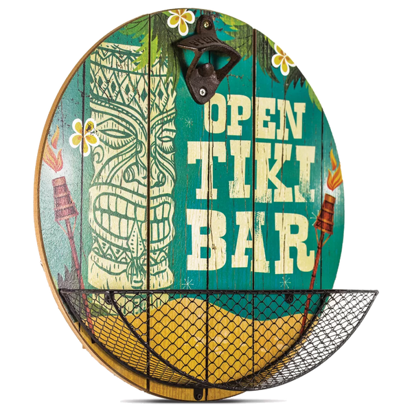 Bilde av Open Tiki Bar Cap Catcher
