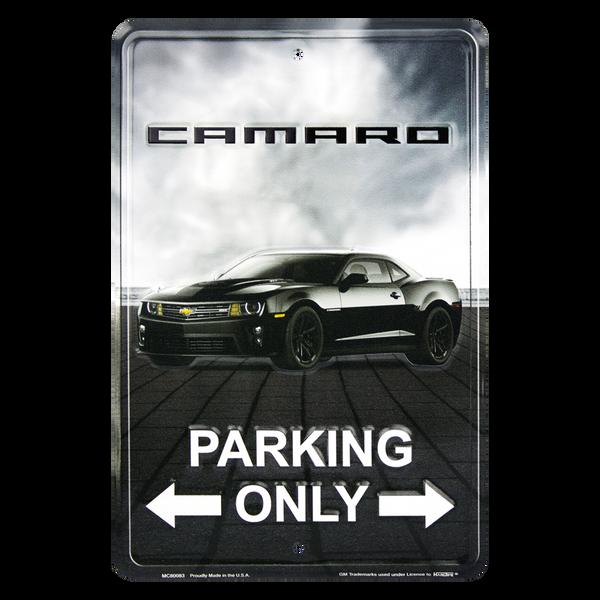 Bilde av Camaro Parking Only