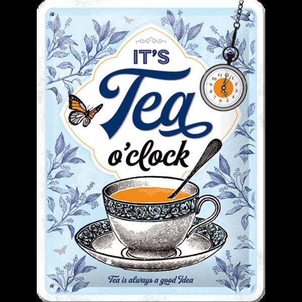 Bilde av It's Tea O'Clock