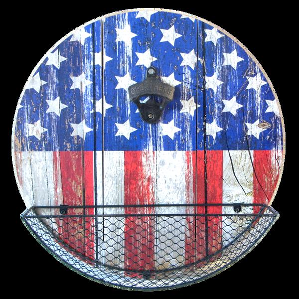 Bilde av American Flag Cap Catcher