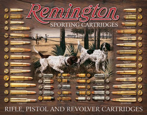 Bilde av Remington Bullet Board