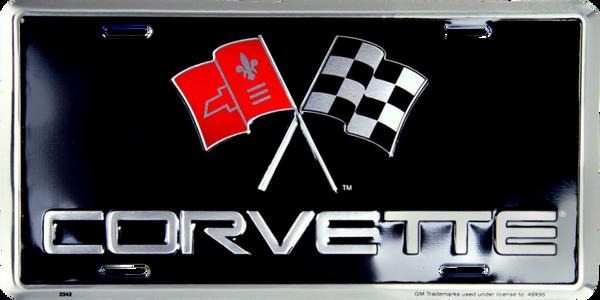 Bilde av Corvette Flags