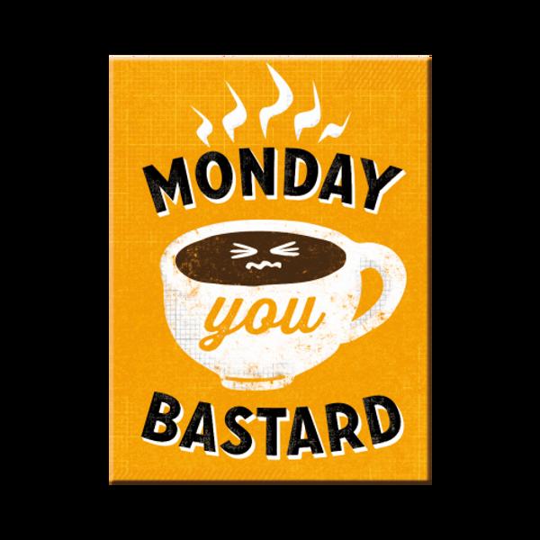 Bilde av Monday you Bastard