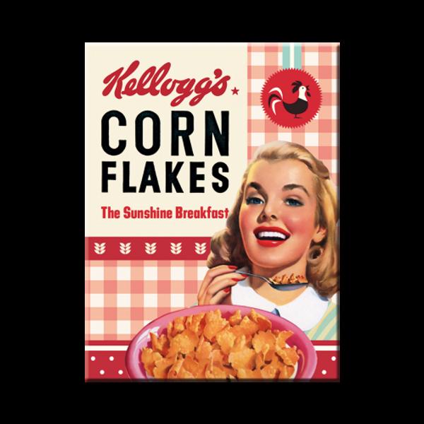 Bilde av Kellogg's Girl Corn Flakes Collage