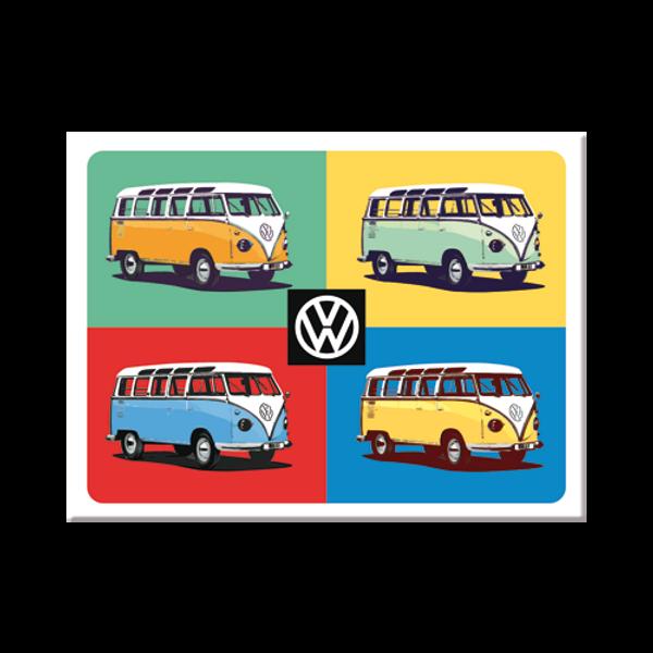 Bilde av Volkswagen Bulli Pop Art