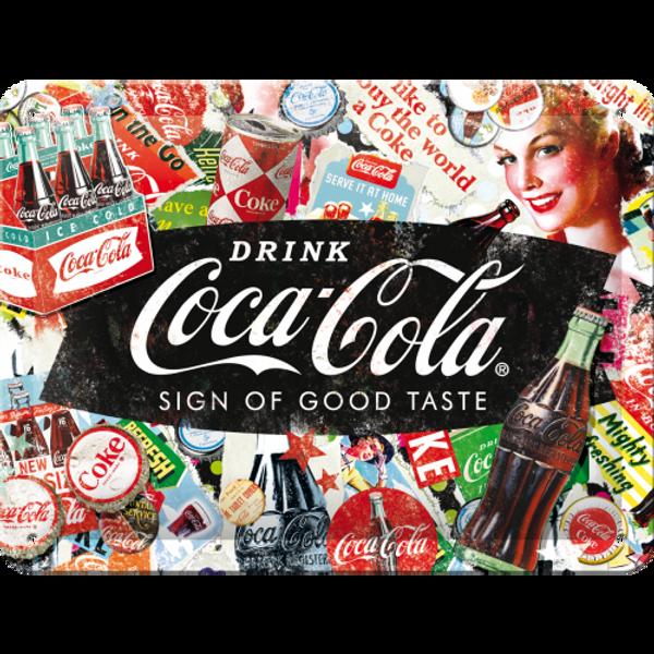 Bilde av Coca-Cola Collage