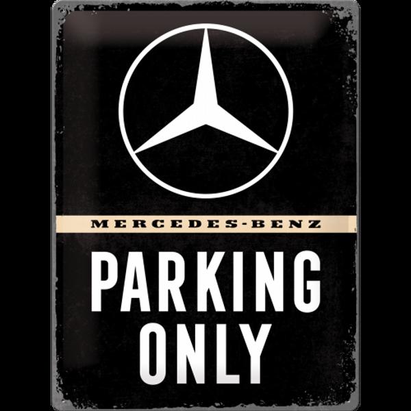 Bilde av Mercedes-Benz Parking Only