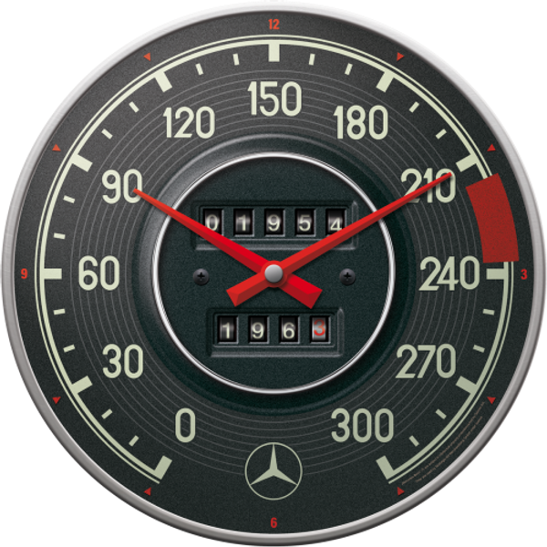 Bilde av Mercedes-Benz Speedometer