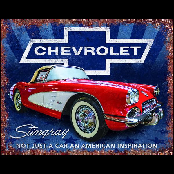 Bilde av Corvette Stingray