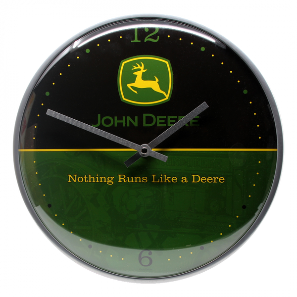 Bilde av John Deere Black/Green Logo