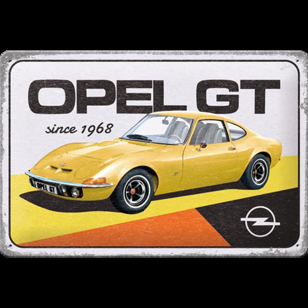 Opel GT since 1968