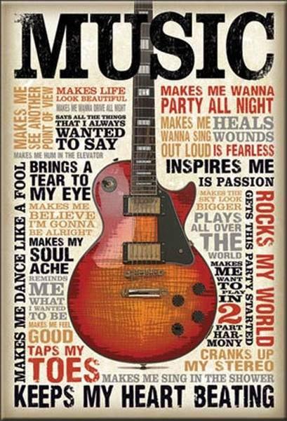 Bilde av Music Inspires