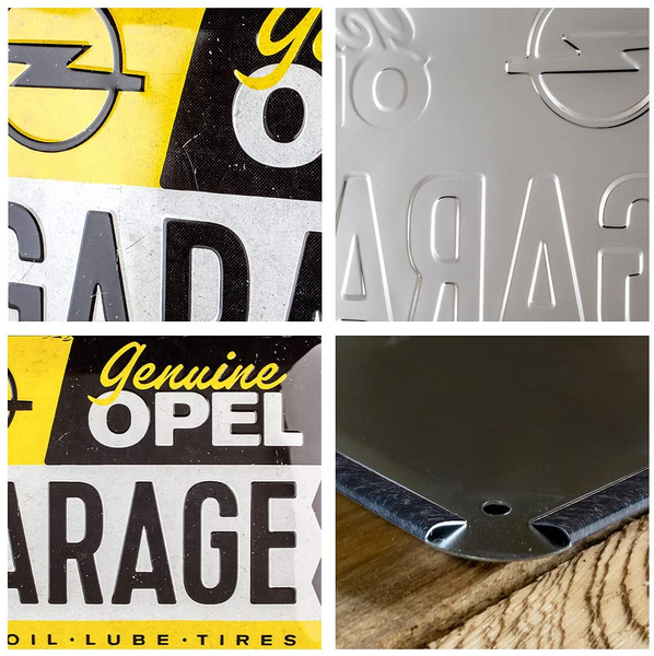 Opel Garage
