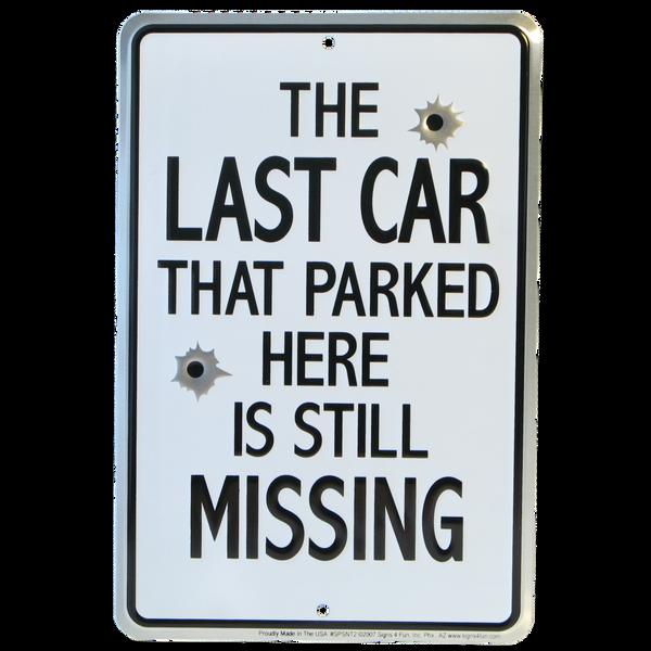 Bilde av Last Car Missing