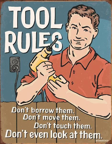 Bilde av Tool Rules