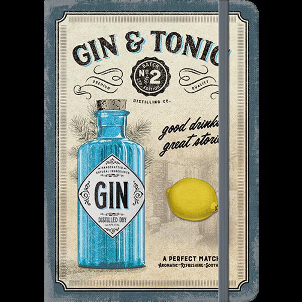 Bilde av Gin & Tonic Drinks & Stories